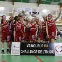 Nos U17 et U20 en finales du Challenges de l'Anjou